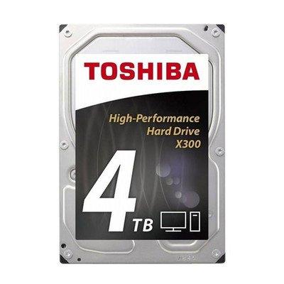 هارددیسک اینترنال توشیبا مدل X300 HDWE140 4TB