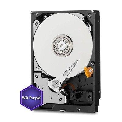 هارددیسک اینترنال توشیبا وسترن دیجیتال مدل Purple WD40PURZ 4TB