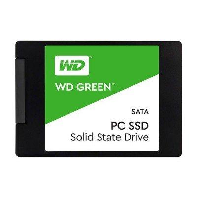 حافظه SSD وسترن دیجیتال مدل GREEN WDS240G1G0A 240GB
