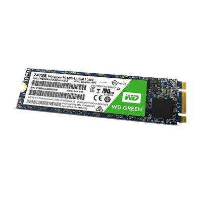 حافظه SSD وسترن دیجیتال مدل GREEN WDS240G1G0B M.2 240GB
