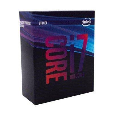پردازنده مرکزی اینتل مدل Core i7-9700K