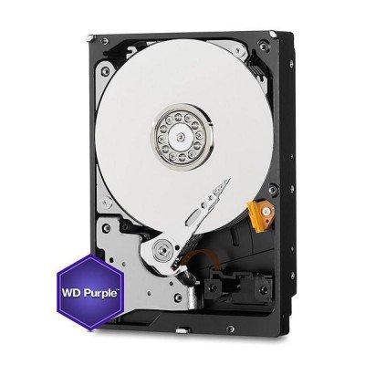 هارددیسک اینترنال وسترن دیجیتال مدل Purple WD10PURX 1TB(شرکتی)