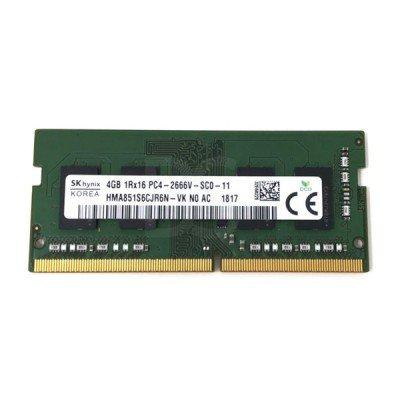 رم لپ تاپ DDR4 هاینیکس 4 گیگابایت با فرکانس 2666 مگاهرتز