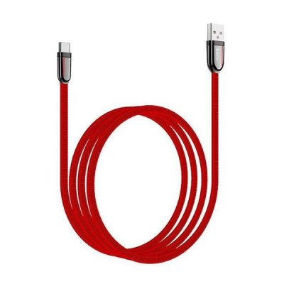 کابل تبدیل Type-c هوکو U74 طول 1.2 متر