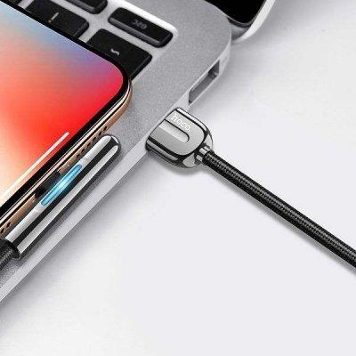 کابل تبدیل USB به لایتنینگ 1.2 متری هوکو U65 Colorful Magic Wand