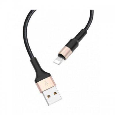 کابل تبدیل USB به لایتنینگ 1 متری هوکو X26