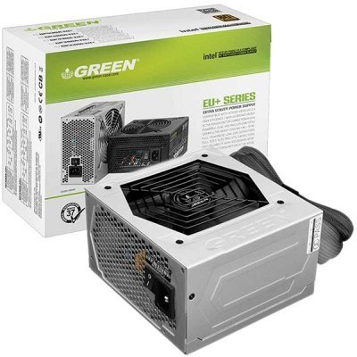 منبع تغذیه کامپیوتر گرین مدل GP330A-ESD
