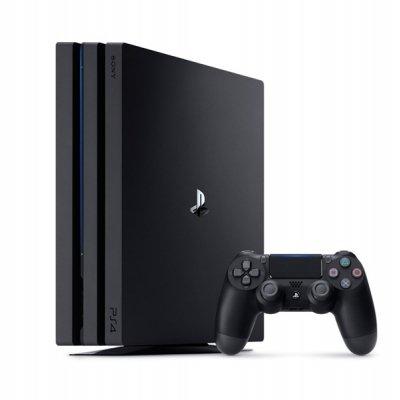 کنسول بازی سونی مدل PS4 Pro Region2 ظرفیت 1 ترابایت