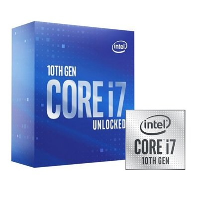 پردازنده مرکزی اینتل مدل  Core i5 10700 Box