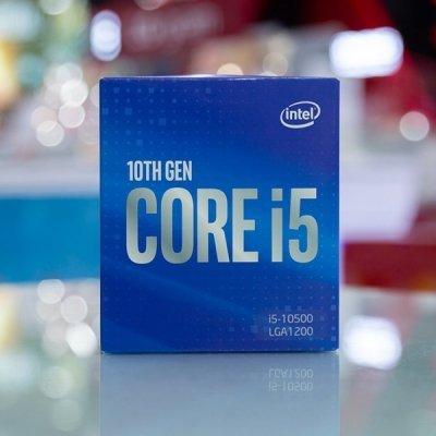 پردازنده مرکزی اینتل مدل  Core i5 10500 Box