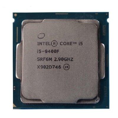 پردازنده مرکزی اینتل مدل Intel Core i5 9400F Tray