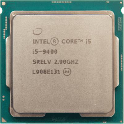 پردازنده 2.9 گیگاهرتز Intel CORE I5 مدل 9400