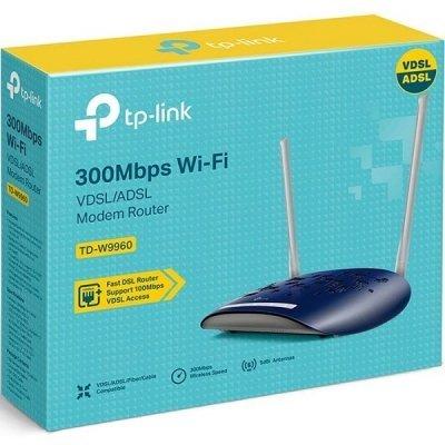 مودم روتر بی سیم تی پی لینک TPLINK TD-W9960 VDSL/ADSL