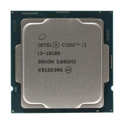 پردازنده اینتل سری Comet Lake مدل Core i3-10100