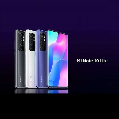 گوشی موبایل شیائومی مدل Mi Note 10 Lite دو سیم کارت ظرفیت 128 گیگابایت