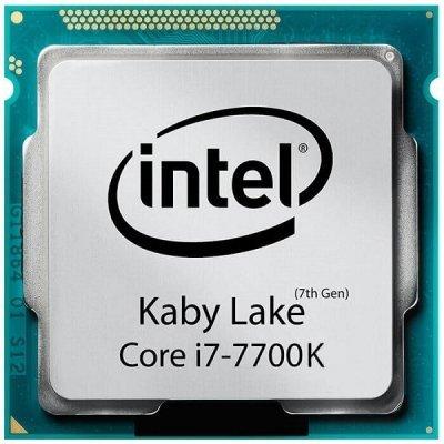 پردازنده اینتل سری Kaby Lake مدل Core i7-7700K