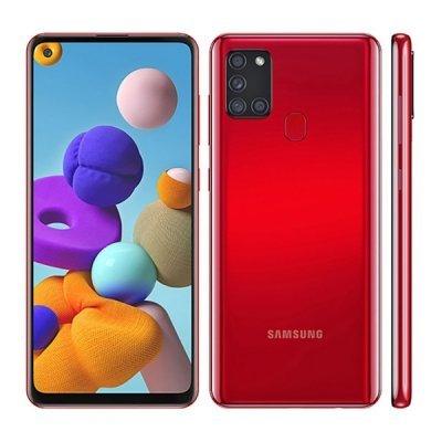 گوشی موبایل سامسونگ مدل Galaxy A21S دو سیمکارت ظرفیت 128گیگابایت