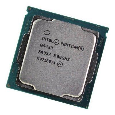 پردازنده مرکزی اینتل مدل Intel Pentium G5420 Tray