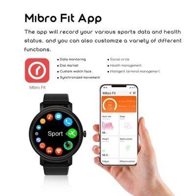 ساعت مچی هوشمند شیائومی Mibro Air XAW001