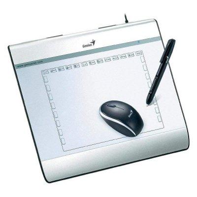 قلم دیجیتال و ماوس پن جنیوس مدل Genius i608X