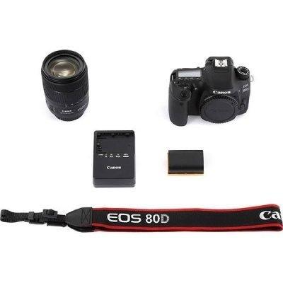 دوربین دیجیتال کانن مدل EOS 80D EF S