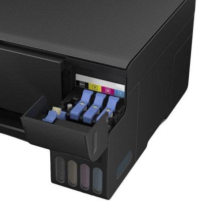پرینتر چندکاره جوهر افشان رنگی اپسون مدل L3110