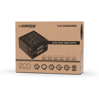 منبع تغذیه گرین مدل Green GP500A-ECO REV3.1