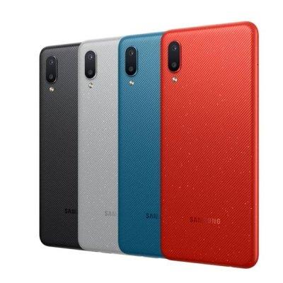 گوشی موبایل سامسونگ مدل Galaxy A02 دو سیم کارت ظرفیت 32 گیگابایت و رم 3 گیگابایت