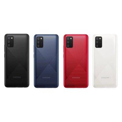 گوشی موبایل سامسونگ مدل Galaxy A02s دو سیم کارت ظرفیت 32 گیگابایت رم 3