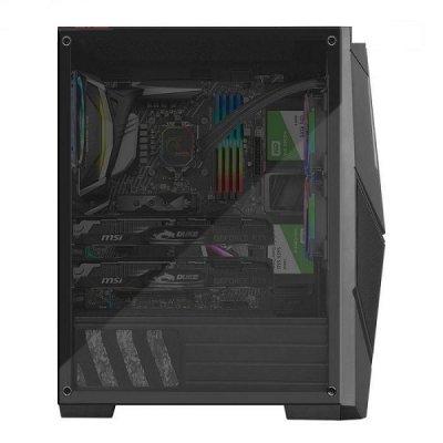کیس کامپیوتر گرین Aria