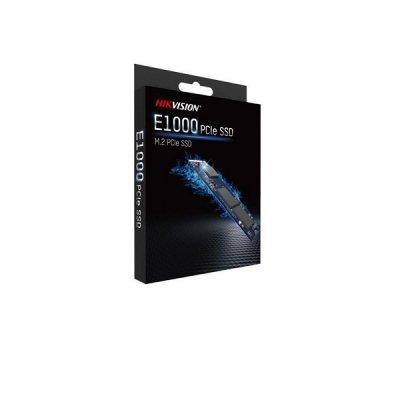 حافظه SSD اینترنال 512گیگابایت هایک ویژن مدل  HIKVISION E1000 M.2 2280 512GB PCIe