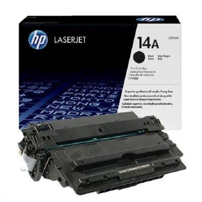 تونر کارتریج مشکی طرح اصلی HP مدل 14A