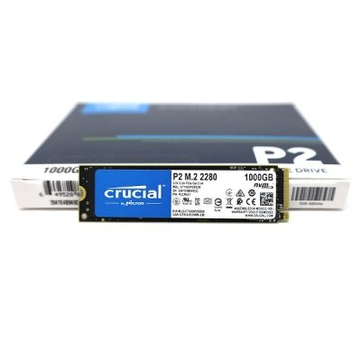 حافظه SSD کروشیال مدل Crucial P2 M.2 2280 1TB PCIe