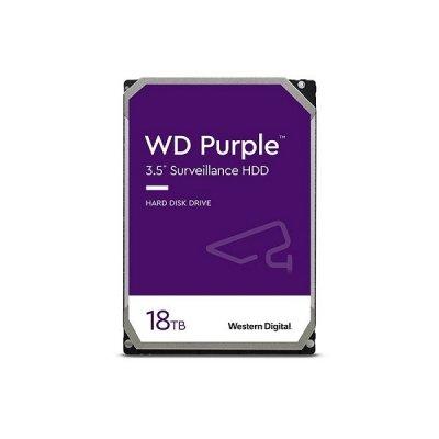 هارددیسک اینترنال وسترن دیجیتال مدل Purple WD100PURZ 18tb
