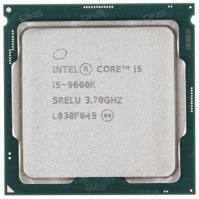 پردازنده مرکزی اینتل مدل  Core i5 9600K Try