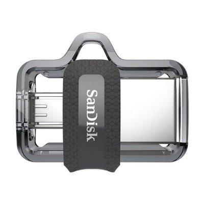 حافظه فلش سن دیسک مدل SanDisk Ultra Dual Drive M3.0 32GB