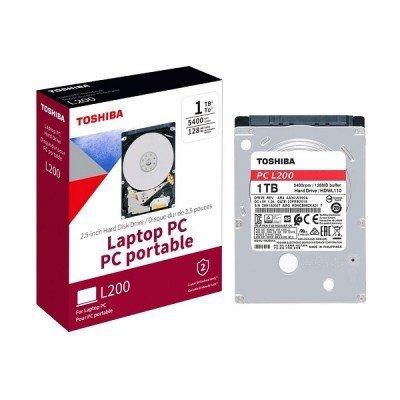 هارددیسک توشیبا لپ تاپ مدل Toshiba L200 1TB 128MB