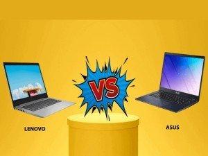 لنوو یا ایسوس ؟ کدام لپ تاپ انتخاب بهتری است؟