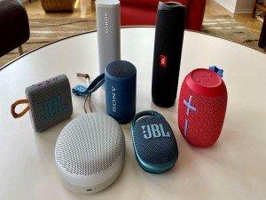 بهترین اسپیکر بلوتوثی  قابل حمل + راهنمای خرید