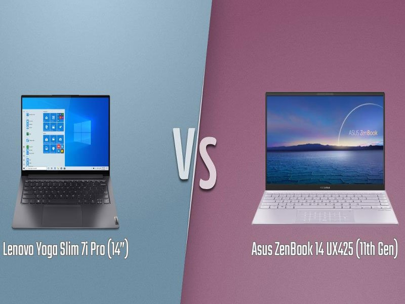 تفاوت لپ تاپ لنوو و ایسوس
