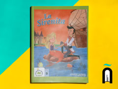La Sirenita + 1CD