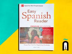 Easy Spanish Reader + 1CD