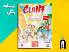 Clan 7 con ¡Hola, amigos! 2 - A1 + 1CD