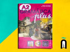 Gramática plus - A2 + 1CD