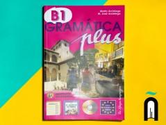 Gramática plus - B1 + 1CD