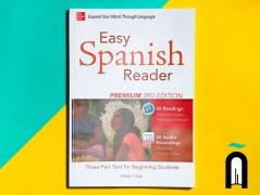 Easy Spanish Reader Premium 3rd Edition