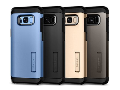 قاب محافظ اسپیگن سامسونگ Spigen Tough Armor Case For Samsung Galaxy S8 Plus