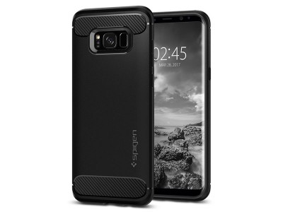 قاب محافظ اسپیگن سامسونگ Spigen Rugged Armor Case For Samsung Galaxy S8