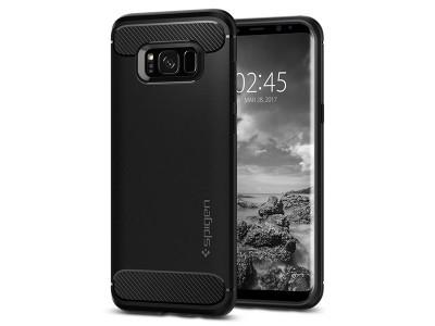 قاب محافظ اسپیگن سامسونگ Spigen Rugged Armor Case For Samsung Galaxy S8 Plus