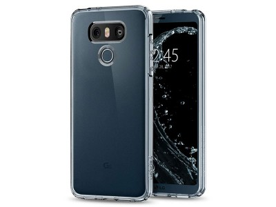 قاب محافظ اسپیگن ال جی Spigen Ultra Hybrid Case For LG G6
